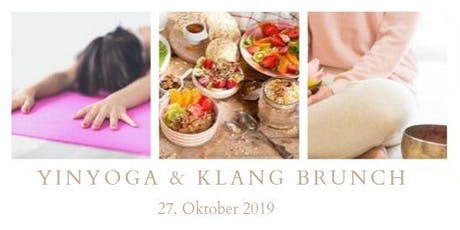 Yin-Yoga & Klang Brunch Tickets