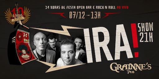 Aniversario 10 anos Grainne's Pub
