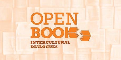 Open Book: Intercultural Dialogues — Dimitri Nasrallah tickets