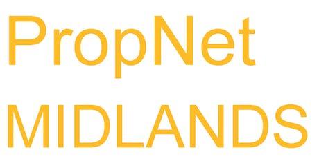 PropNet Midlands Thursday 21st November 2019  tickets