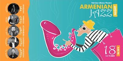 Armenian Jazz Night