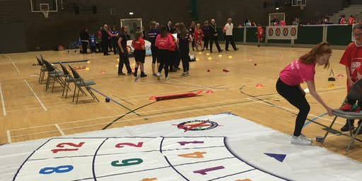 Tees Valley Secondary Panathlon Xtend Event
