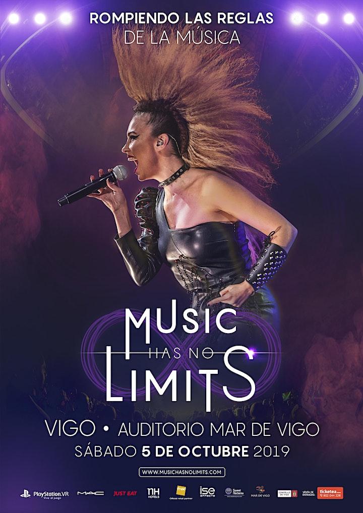 Imagen de MUSIC HAS NO LIMITS en Vigo