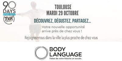 90 days Challenge Tour - Toulouse