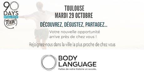 90 days Challenge Tour - Toulouse billets