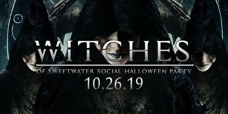 Witches of Sweetwater Social Halloween Party tickets