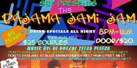 Pajama Jami Jam party tickets