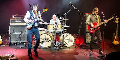 Hendrix, Clapton and Cream performed by VOODOO ROOM tickets