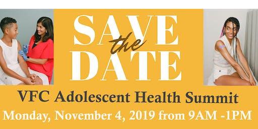 VFC Adolescent Health Summit