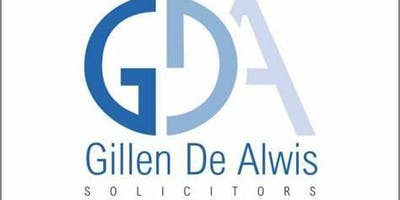 Gillen De Alwis Office Launch at the Business Design Centre Islington