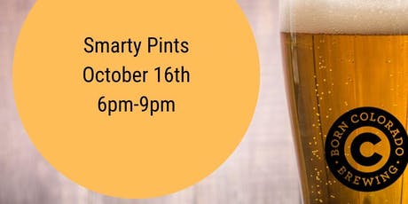 Smarty Pints at BCB tickets