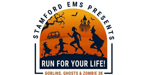 Stamford EMS - RUN for Your LIFE!  3K