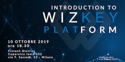 Introduction to WizKey Platform