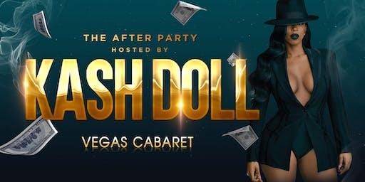 Kash Doll hosts Vegas Cabaret