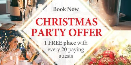 Christmas Party Nights tickets