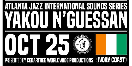 Atlanta Jazz International Sounds Series: Yakou Daniel N'Guessan tickets