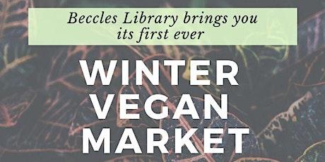 Beccles Winter Vegan Market tickets