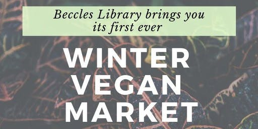 Beccles Winter Vegan Market