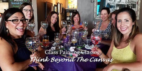 GLASS PAINTING CLASS AT PREGNANCY HELP CENTER OF CONCHO VALLEY 10/21 @ 6:30 pm tickets