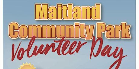 Maitland Volunteer Program tickets