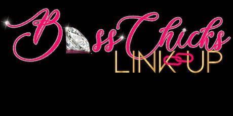 She's A Boss. Boss Chicks Link Up Event. tickets