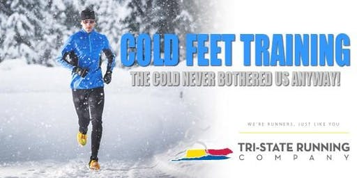 2019 Cold Feet Training Group