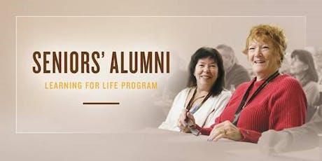 Winnipeg General Strike of 1919 Mini Session -  Seniors' Alumni Learning for Life Program tickets