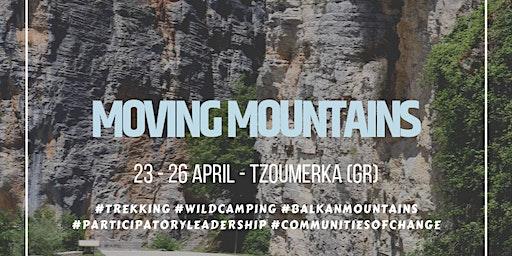 Moving Mountains - Tzoumerka // 4 Day Adventure