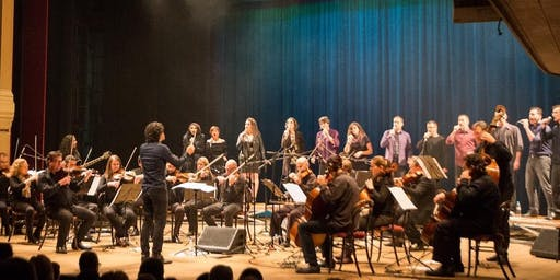 Orquestra de Câmara da ULBRA apresenta Elton John - O Grande Espetáculo