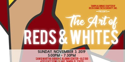 The Arts of Reds & Whites