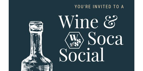 Wine & Soca Social tickets
