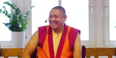Der Weg des Bodhisattva. Lehren über Mitgefühl und Weisheit
