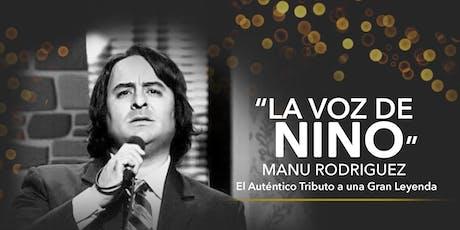 La Voz de Nino / Grandes Voces de España entradas