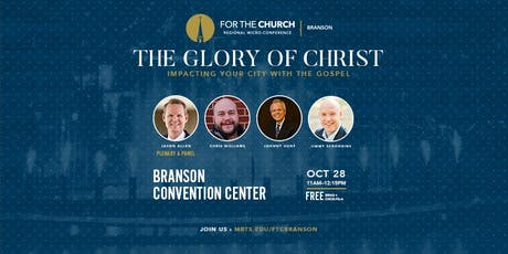 For The Church Branson tickets