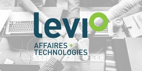 5 à 7 recrutement Levio tickets