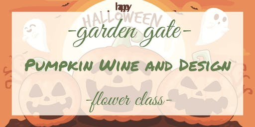 Pumpkin Wine & Design