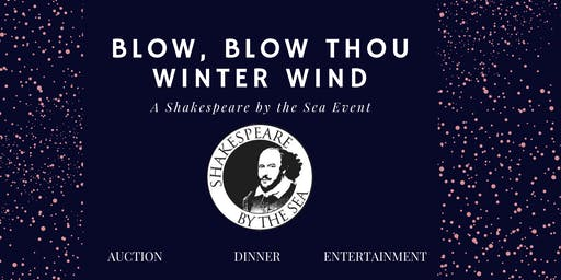 Blow, Blow Thou Winter Wind - Dinner & Auction