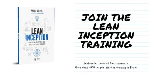 Lean Inception Training  at Berlim