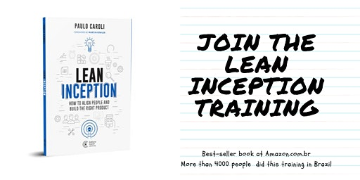 Lean Inception Training  at Warsaw
