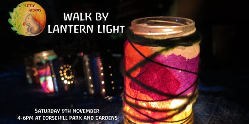Walk by Lantern Light