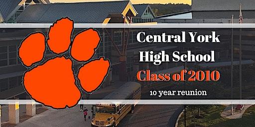 CYHS Class of 2010 Reunion