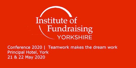 Institute of Fundraising Yorkshire Conference and Awards 2020 tickets