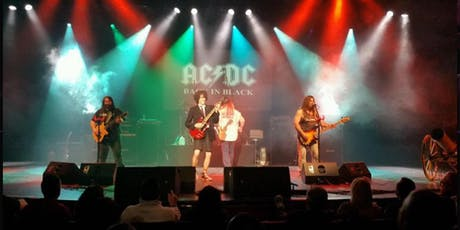 Back in Black AC/DC Tribute tickets