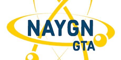 NAYGN-GTA: Holiday Social tickets