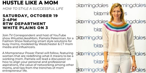 HUSTLE LIKE A MOM:  How to Style a Successful Life