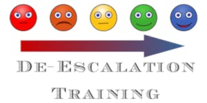 De-escalation training