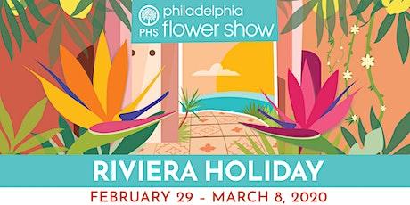 CAMP Rehoboth Philadelphia Flower Show Bus Trip! tickets