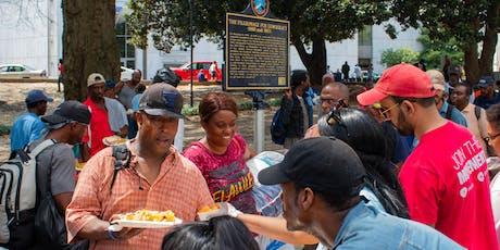 Saturday Food Distribution Volunteering tickets