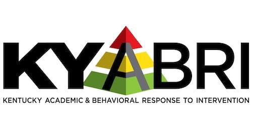 KY ABRI SEL (Social Emotional Learning) Training