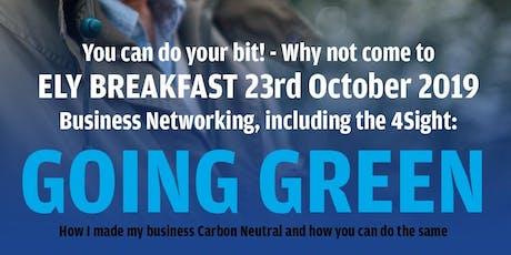 Ely Breakfast Networking tickets